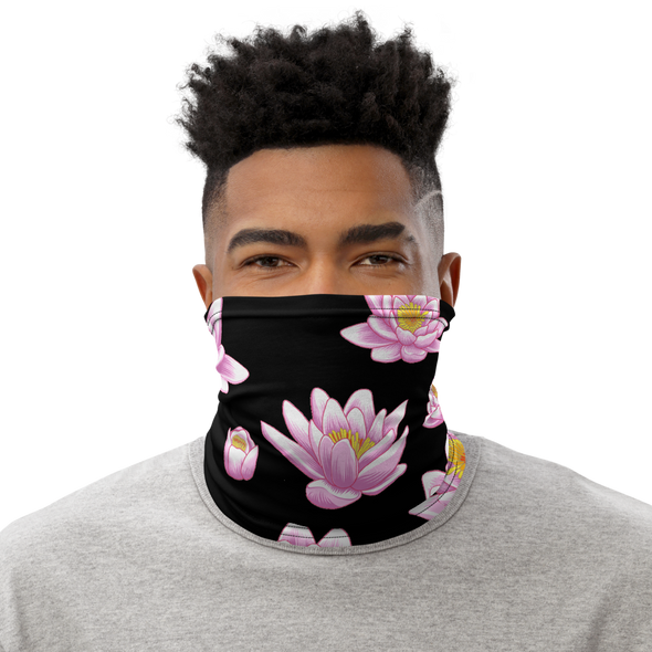 Lotus Neck Gaiter