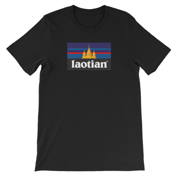 Laotian Temple Flag T-Shirt