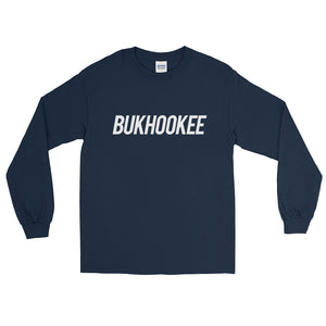 BUKHOOKEE Long Sleeve T-Shirt