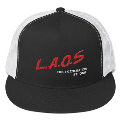 Laos DARE Logo Trucker Cap