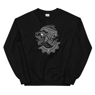 Hanuman Outline Sweatshirt