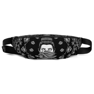 Sao Medusa Bandana All-Over Fanny Pack