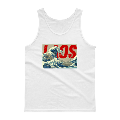 Naga Wave Tank top