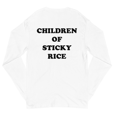 Children Of Sticky Rice Men's Champion Long Sleeve Shirt