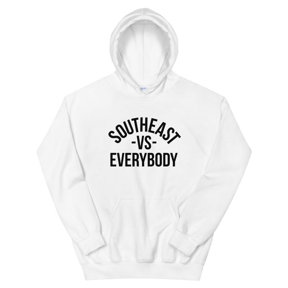 Southeast Vs Everybody Hoodie