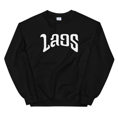 Laos Script Refugee Club Sweatshirt