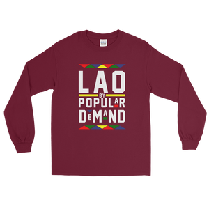 Laos By Popular Demand Long Sleeve T-Shirt