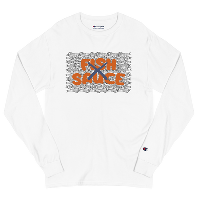 Fish Sauce Dreams 3 Men's Champion Long Sleeve Shirt