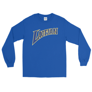 Laotian Dubs 2 Long Sleeve T-Shirt