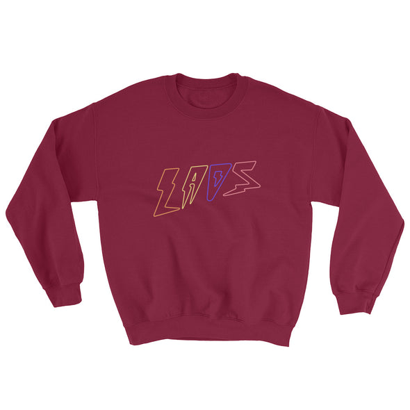 Laos Bolt Outline Sweatshirt