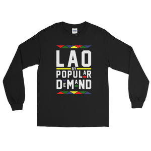 Lao By Popular Demand Long Sleeve T-Shirt