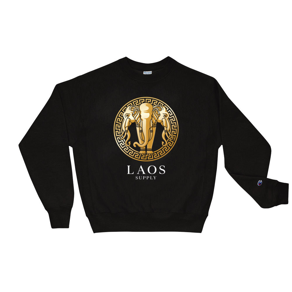 Golden Elephant Champion Sweatshirt