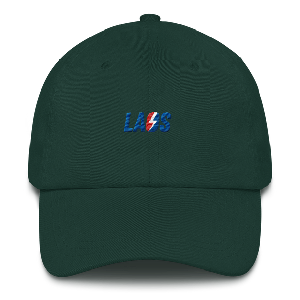 Laos Lighting Bolt Dad hat