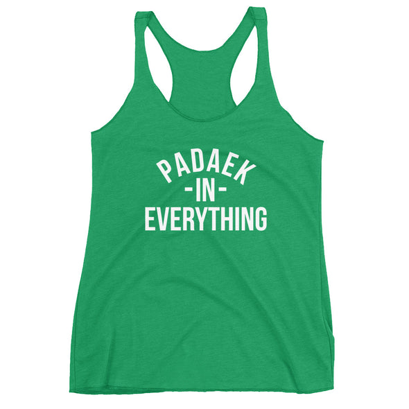 Padaek In Everything Women's Racerback Tank