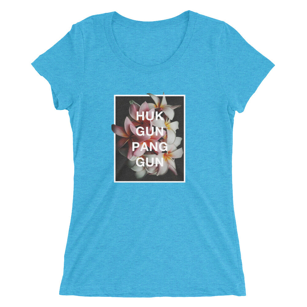 Dok Champa Frame Ladies t-shirt