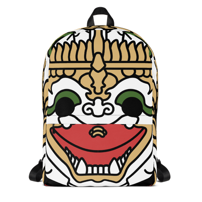 Monkey Warrior Hanuman Backpack