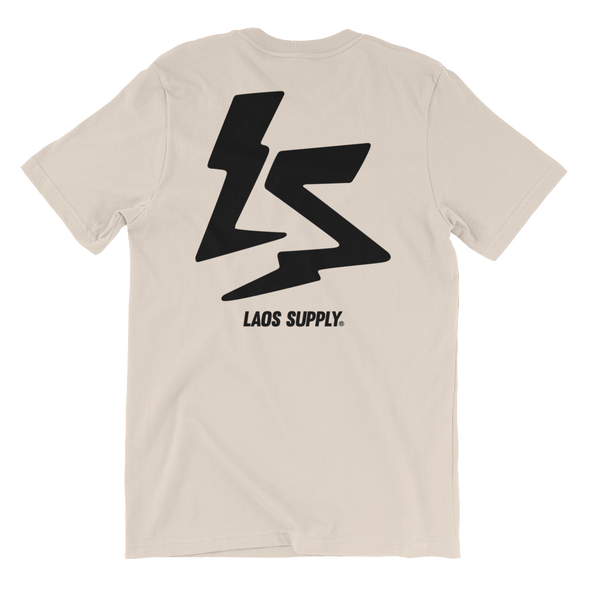 LS Lighting Bolt Logo T-Shirt