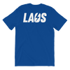 Laos Map Pocket Hit T-Shirt