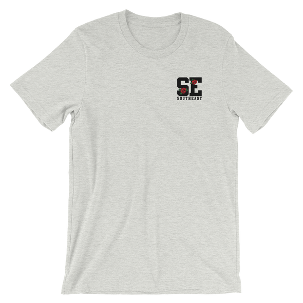 SE Rose Logo Pocket Hit T-Shirt