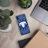 Lotus Paisley Bandana iPhone Case