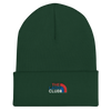 The Laos Club Cuffed Beanie