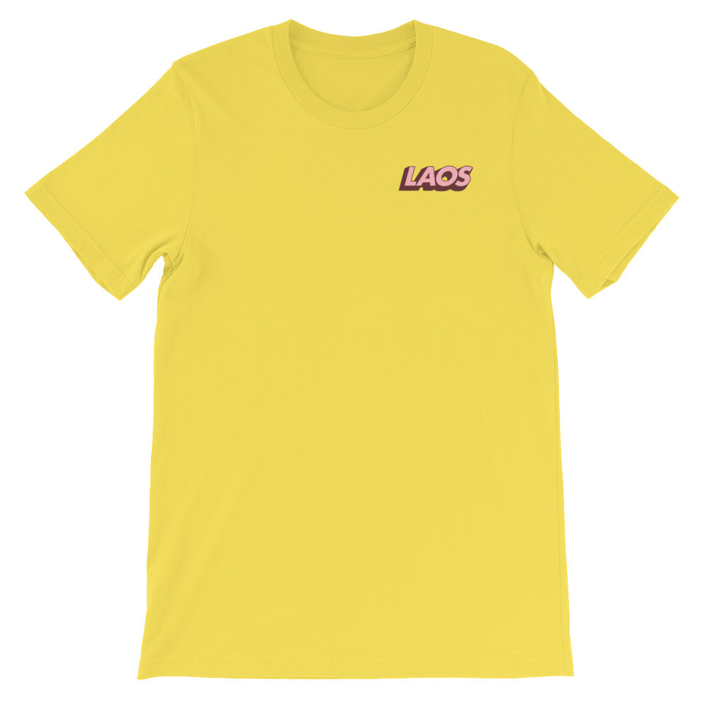 Laos Shadow Logo T-Shirt