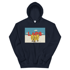 Monk March 2 Hoodie