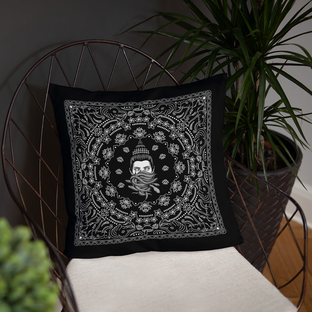 Sao Medusa Bandana Basic Pillow