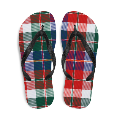OG Sash All-Over Flip-Flops