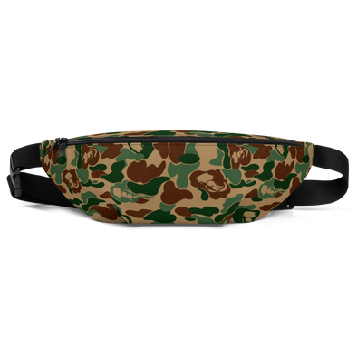 Elephant Camo All-Over Fanny Pack