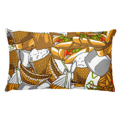 Lao Foodie Pillow
