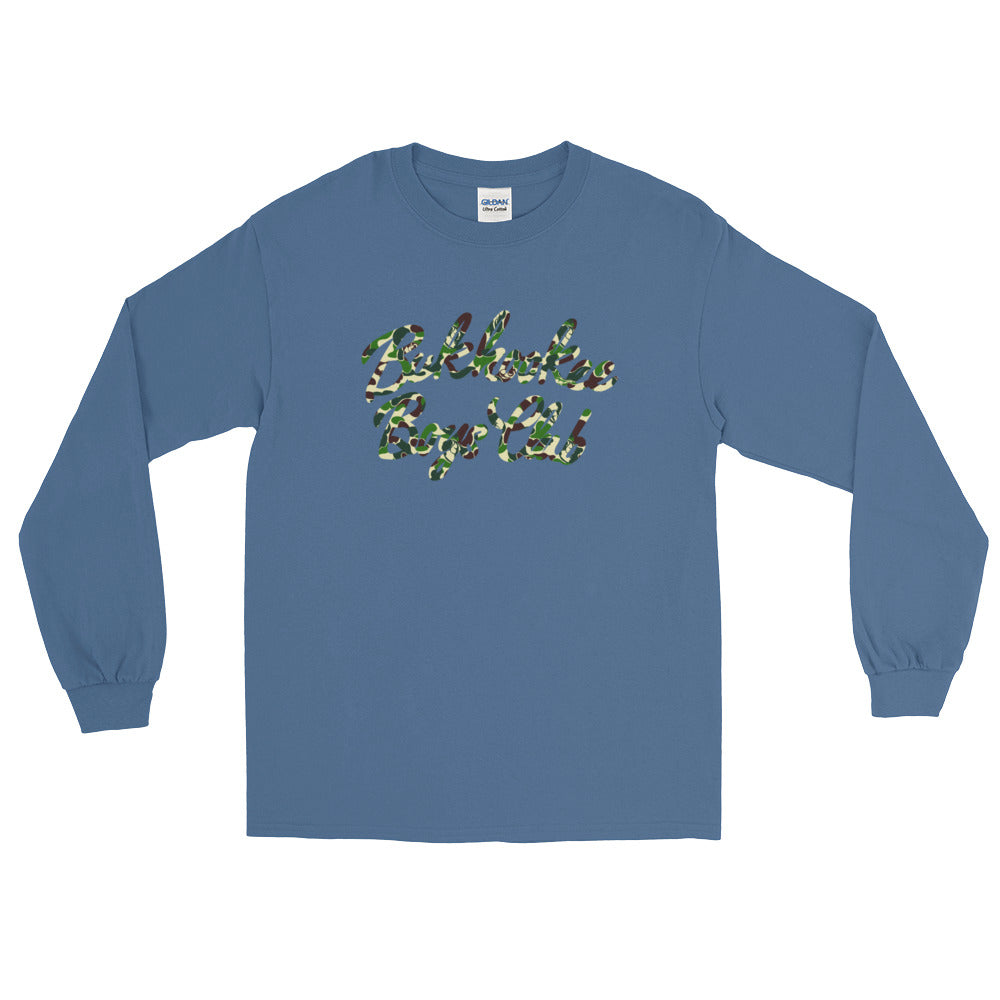 Bukhookee Boys Club Long Sleeve T-Shirt