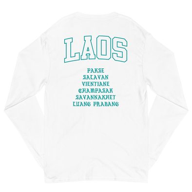 Laos City Champion Long Sleeve Shirt