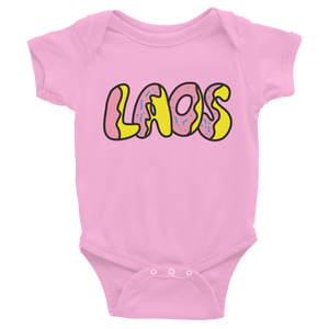 Laos Donut Infant Bodysuit