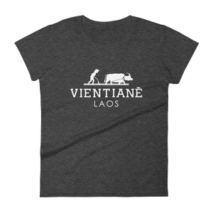 Vientiane Water Buffalo Women's t-shirt