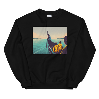 Monk Mekong Crossing Sweatshirt
