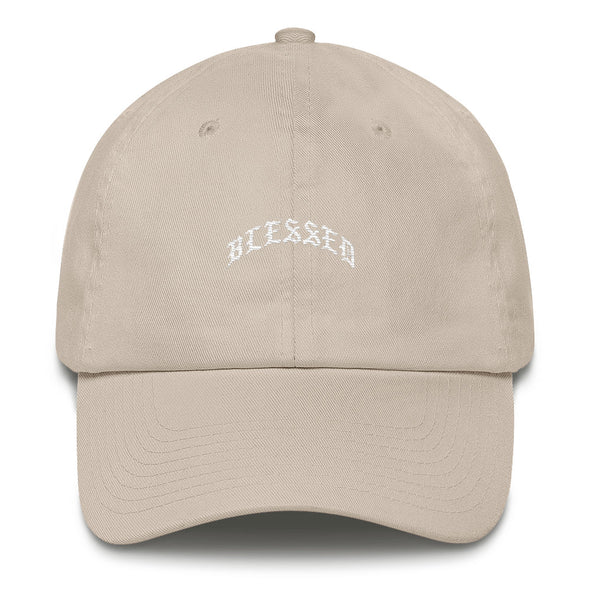 Blessed Old English Dad Hat