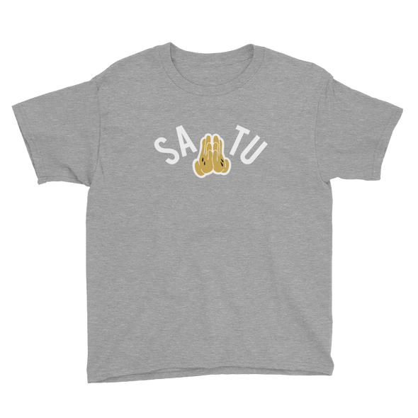 Sa Tu Youth Kids T-Shirt