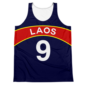 LAOS 9 Printed Tank Top