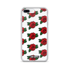 Laos Rose iPhone Case
