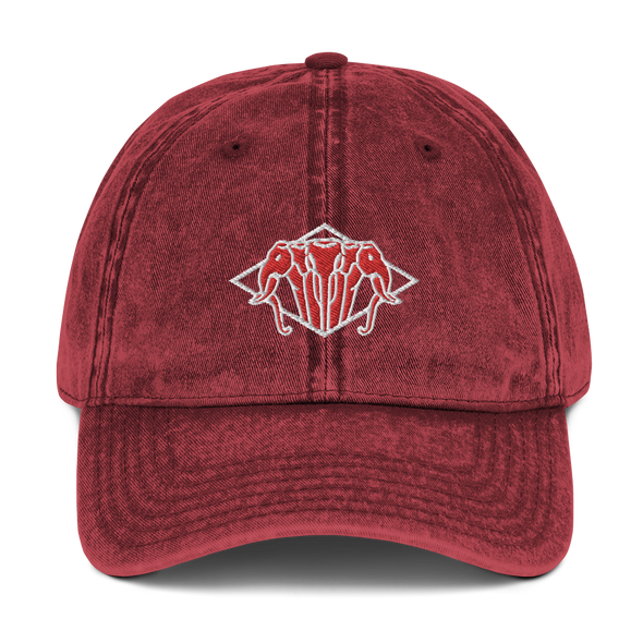Lan Xang Diamond Vintage Twill Dad Hat