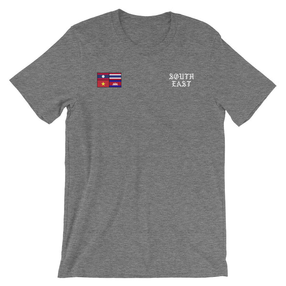 Southeast Flags Old English T-Shirt