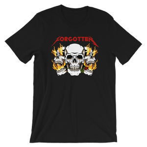 Forgotten Triple Skulls T-Shirt