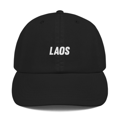 OG LAOS Champion Dad Cap