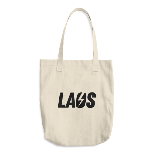 Laos Cotton Tote Bag