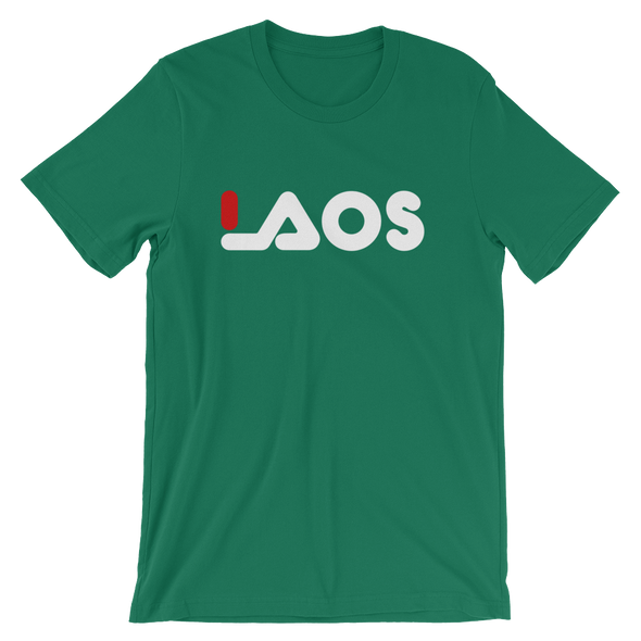 Laos Feel Ya Logo T-Shirt