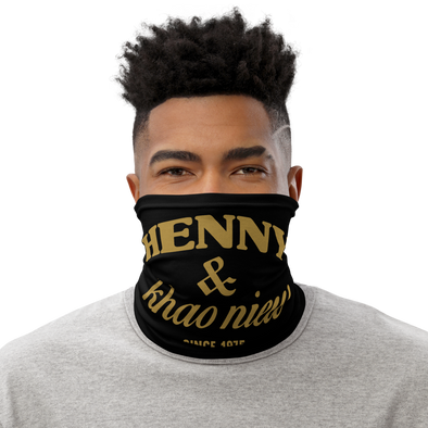 Henny and Khao Niew Neck Gaiter