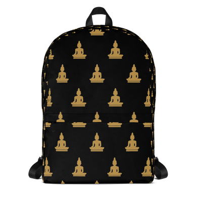 Buddha All-Over Print Backpack