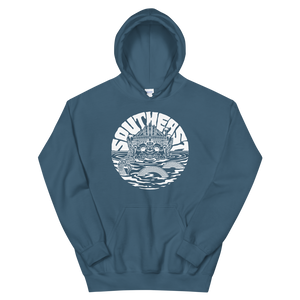 Southeast Beast Monkey Warrior Circle Hoodie
