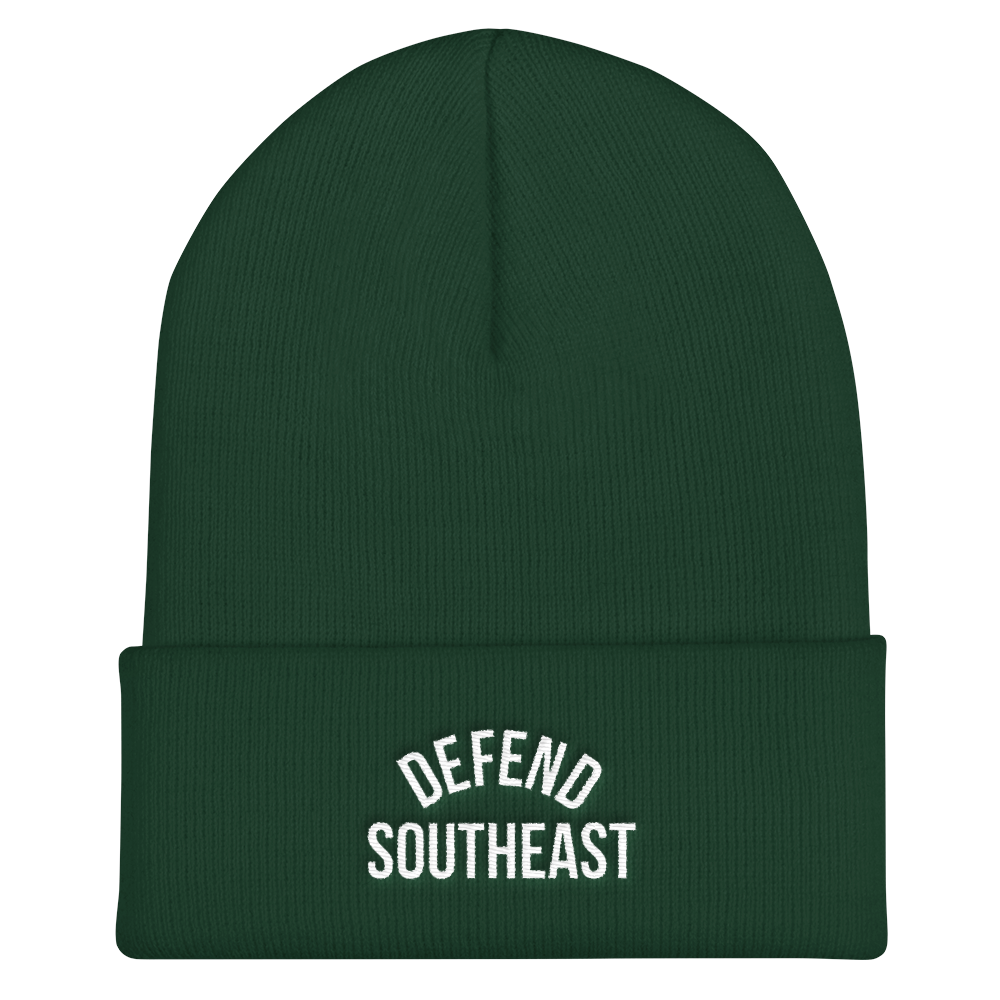 Defend Southeast Cuffed Beanie